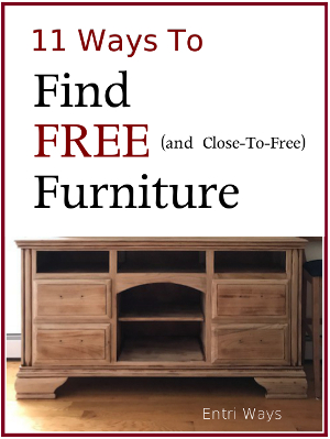 11 Ways to Find Free Furniture Vertical 1 300x399