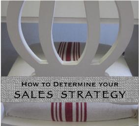 banner ad, determine sales strategy