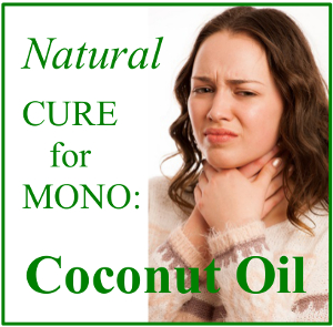 Natural Cure for Mono: Coconut Oil. By Entri Ways